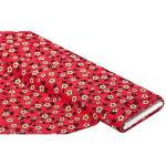 Tissu javanaise  motif de feuilles , rose vif multicolore Tissu javanaise... par LeGuide.com Publicité
