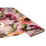 Tissu chiffon  fleurs , rose multicolore Tissu chiffon  fleurs , rose... par LeGuide.com Publicité