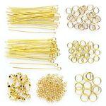 Set d'accessoires pour création de bijoux, or Set d'accessoires... par LeGuide.com Publicité