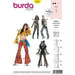 burda  Burda Patron burda  combinaison déguisement  femme Patron burda... par LeGuide.com Publicité