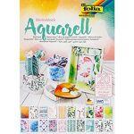 Folia Bloc de papier à motifs  aquarelle , 24 x 34 cm, 20 feuilles Folia... par LeGuide.com Publicité