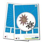 Karen-Marie Planches de mesure pour le quilling, A2 Karen-Marie Planches... par LeGuide.com Publicité