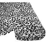 Tissu imitation fourrure  dalmatiens , noir/blanc Tissuimitation fourrure... par LeGuide.com Publicité