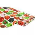 Tissu coton  Pommes rétro , rouge/vert Tissu coton  Pommes rétro , rouge/vert,tissu... par LeGuide.com Publicité