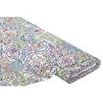Tissu de décoration  fleurs , multicolore Tissu de décoration  fleurs... par LeGuide.com Publicité