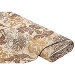 Tissu brocart  ramage , marron multicolore Tissu brocart  ramage , marron... par LeGuide.com Publicité
