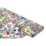Tissu de décoration  fleurs estivales , multicolore Tissu de décoration... par LeGuide.com Publicité