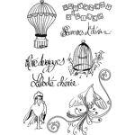 Set de tampons en silicone  souvenirs  Set de tampons en silicone  souvenirs... par LeGuide.com Publicité