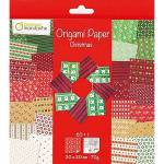 Papier origami  Christmas , 20 x 20 cm, 60 feuilles Papier origami  Christmas... par LeGuide.com Publicité