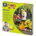 staedtler  Staedtler Fimo kids form & play - Kit créatif  monstres... par LeGuide.com Publicité