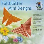 ursus  Ursus Papier à plier  motifs miniatures , 15 x 15 cm, 120 feuilles... par LeGuide.com Publicité