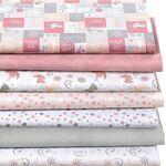 buttinette  Buttinette Lot de 7 coupons de tissu patchwork  ange de Noël... par LeGuide.com Publicité
