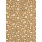 ursus  Ursus Carton à motifs  Young Spirit , marron/blanc, 21 x 29,7 cm,... par LeGuide.com Publicité