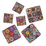 Carrelages déco  mosaïque , 4,8 x 4,8 cm et 3 x 3 cm, 6 pièces Carrelages... par LeGuide.com Publicité