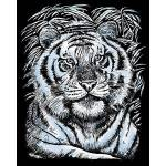 Artfoil Image à gratter  tigre , 25 x 20 cm Artfoil Image à gratter... par LeGuide.com Publicité
