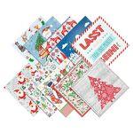 Set de serviettes en papier  traditionnel  Set de serviettes en papier... par LeGuide.com Publicité