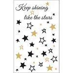 rayher  Rayher Motifs autocollants  étoiles , or/noir, 2 feuilles Motifs... par LeGuide.com Publicité