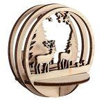 rayher  Rayher Kit créatif boule  cerf dans la forêt , 2 pièces Kit créatif... par LeGuide.com Publicité