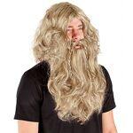 Set  viking , blond Set  viking , blond,set composé d'une perruque... par LeGuide.com Publicité