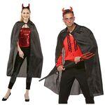 Cape de diable, noir Cape de diable, noir, en tissu taffetas fin, idéal... par LeGuide.com Publicité