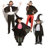 Cape  sorcier & magicien , noir Cape  sorcier & magicien , noir,... par LeGuide.com Publicité