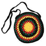 Sac à bandoulière  Reggae  Sac à bandoulière  Reggae , au crochet avec... par LeGuide.com Publicité