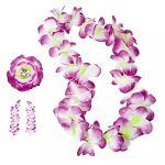 Set  bijoux des îles , rose vif/blanc Set  bijoux des îles , rose vif/blanc... par LeGuide.com Publicité