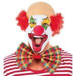 Perruque semi-chauve  clown , rouge Perruque semi-chauve  clown , rouge,... par LeGuide.com Publicité