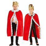 Manteau  petit roi  pour enfants Manteau petit roi  pour enfants.particularités... par LeGuide.com Publicité
