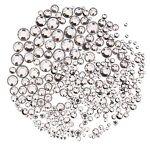 Pierres strass, cristal, 2-7 mm Ø, 300 pièces Pierres strass, cristal,dim.... par LeGuide.com Publicité
