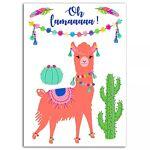 toga  Toga Set de motifs à repasser  lama , multicolore Set de motifs à... par LeGuide.com Publicité
