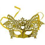 Masque, or Masque, or, en plastique, avec ruban pour nouer. Idéal comme... par LeGuide.com Publicité
