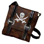 Sac  pirate , marron Sac  pirate , marron, en imitation cuir, avec fermeture... par LeGuide.com Publicité