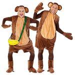 Déguisement  singe , adultes Déguisement  singe , adultes.Le déguisement... par LeGuide.com Publicité