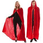 Cape en velours, rouge Cape en velours, rouge, avec capuceh et fermeture... par LeGuide.com Publicité