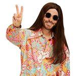 Perruque cheveux longs Hippie  Lars , marron Perruque cheveux longs Hippie... par LeGuide.com Publicité