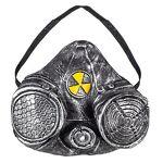 Masque à gaz Masque à gaz, anthracite, en caoutchouc souple, avec un... par LeGuide.com Publicité