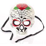 Masque  tête de mort , blanc Masque  tête de mort , blanc,en plastique,... par LeGuide.com Publicité
