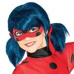 ZAG Heroez Perruque Ladybug Miraculous pour enfants, bleu foncé ZAG Heroez... par LeGuide.com Publicité