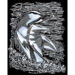 Artfoil Image à gratter  dauphin , 25 x 20 cm Artfoil Image à gratter... par LeGuide.com Publicité