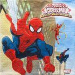 marvel  Marvel Serviettes en papier  Spiderman , 20 pièces Serviettes en... par LeGuide.com Publicité