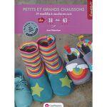 Livre  Petits et grands chaussons - 14 modèles à coudre en cuir  Livre... par LeGuide.com Publicité