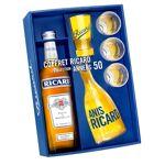 Coffret Ricard - Edition années 50 Avec 4 verres et une carafe  collector... par LeGuide.com Publicité