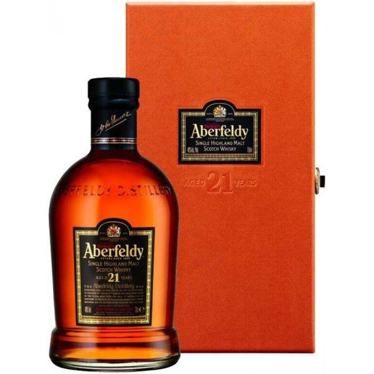 Whisky Aberfeldy - 21 ans