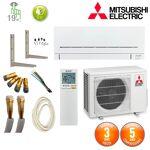 mitsubishi electric  MITSUBISHI ELECTRIC Pack Climatisation Mitsubishi... par LeGuide.com Publicité