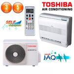toshiba  TOSHIBA Climatiseur Console Toshiba RAS-B13UFV-E Console 3 5 kw... par LeGuide.com Publicité