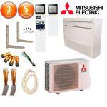 mitsubishi electric  MITSUBISHI ELECTRIC Pack Climatisation Console Double... par LeGuide.com Publicité