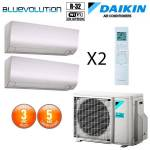 daikin  Daikin Bi-split inverter 2MXM50M + 2 X FTXM25N Bi-Split 5.0 kw... par LeGuide.com Publicité