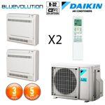 daikin  Daikin Bi-split 2MXM50M + 1 X FVXM25F + 1 X FVXM35F Bi-Split 5.0... par LeGuide.com Publicité