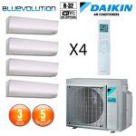 daikin  Daikin Quadri-split 4MXM68N + 3 X CTXM15N + FTXM25N Quadri-Split... par LeGuide.com Publicité